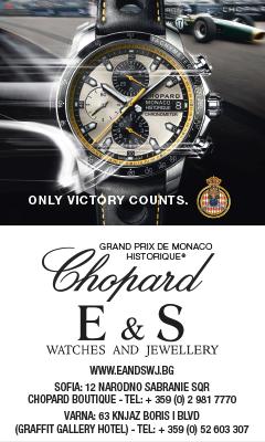 Choppard: Grand Prix de Monaco Historique